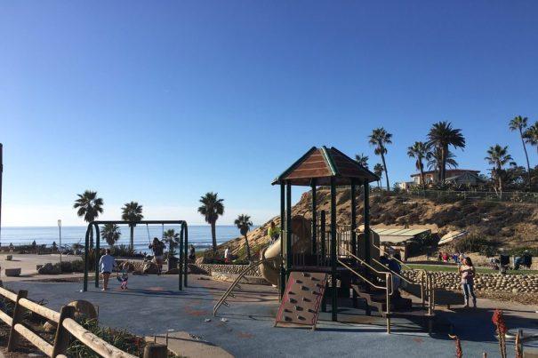 Fletcher Cove Park in San Diego