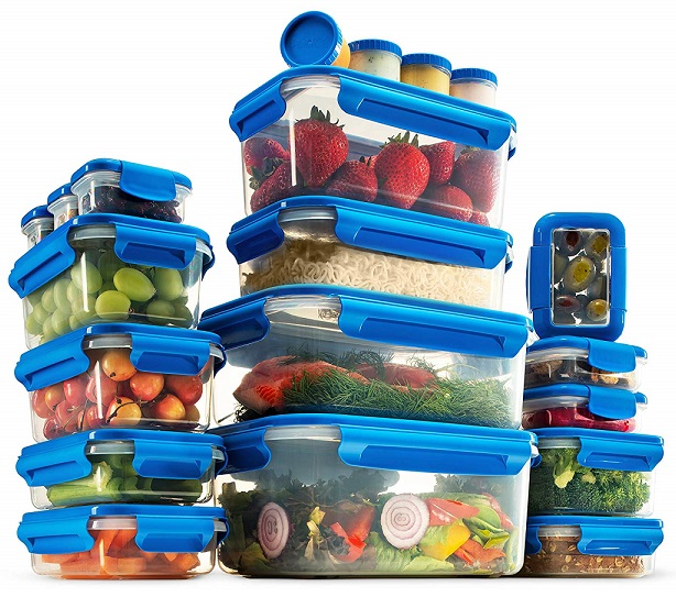 Food Storage, Airtight Containers