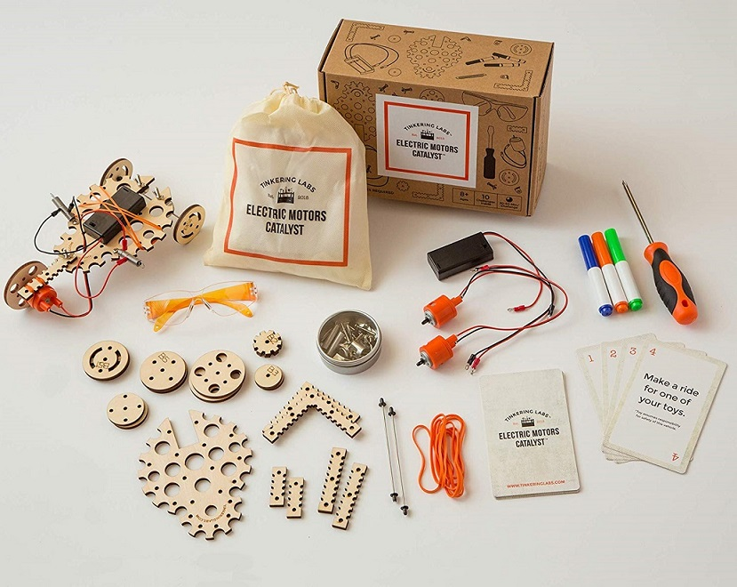 TinkerLabs Motor Catalyst, Innovative Toys For Kids
