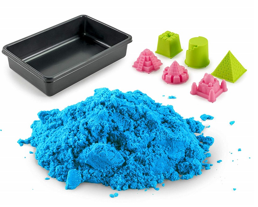 mess-free sand for children with Autism
