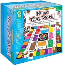 Name That Word game for kids