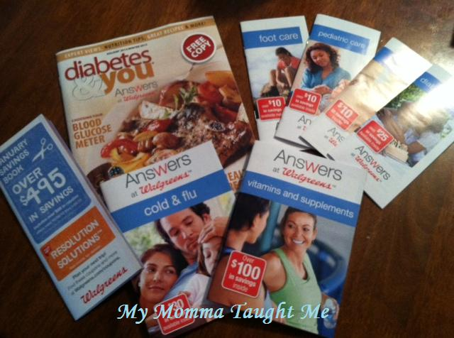 walgreens coupon booklets