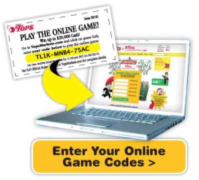 enter monopoly game codes