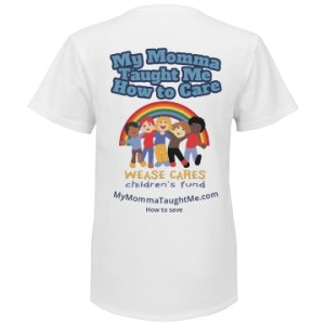 Wease Cares MMTM Shirt