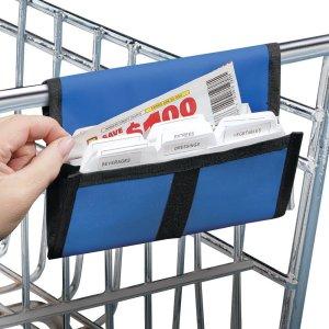 24-Tab Coupon Wallet Organizer Purse