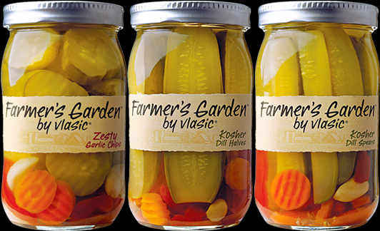 Save vlasic garden pickles at wegmans my momma taught me for Vlasic farmer s garden pickles
