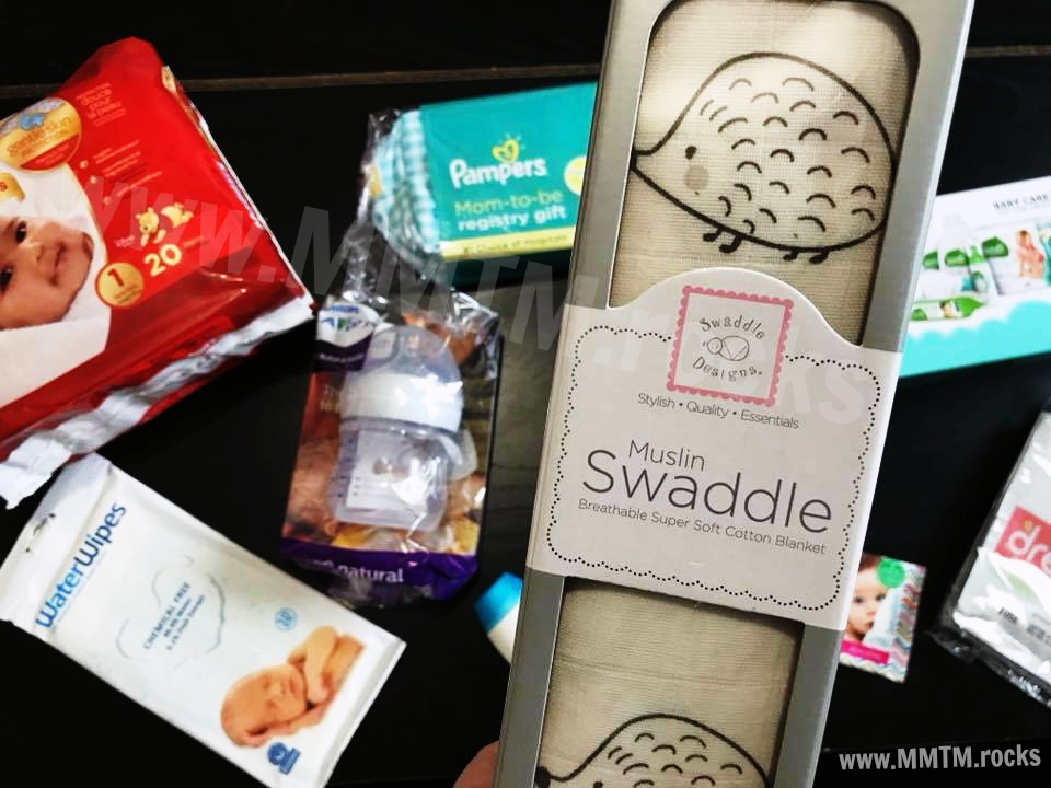 Amazon Baby Box Freebies