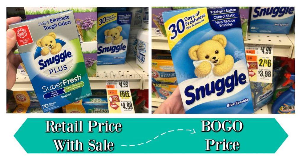 Retail Price Vs Bogo Price At Tops Markets