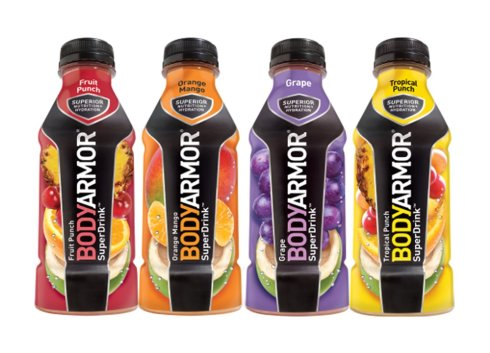 BodyArmor Sports Drinks are FREE at Tops + Earn Bonus Gas Points!