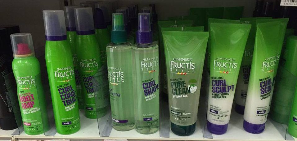 FREE $5 Target Gift Card when you buy 3 select Garnier Fructis hair care products