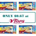 Toaster Strudel Only $0.67 at Tops
