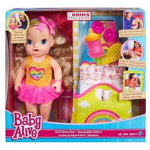 Baby Alive Doll Only $21.24 (reg $49.99)