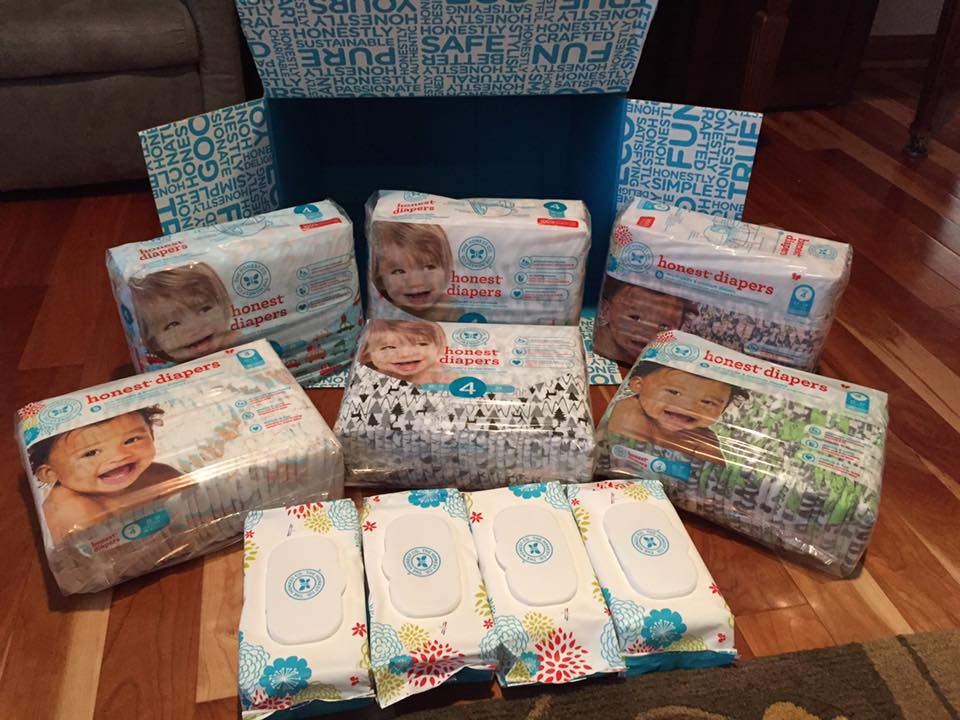 Score Honest Co Diaper Bundles for ONLY $39.97 ($103 Worth of Diapers & Wipes Shipped!)