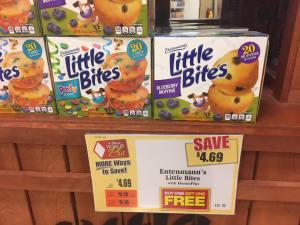 Entenmanns Little Bites Bogo Tops Markets