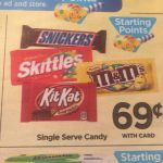 Snickers Sale At Rite Aid