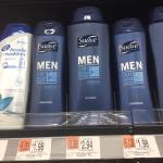 Suave Mens Shampoo At Walmart