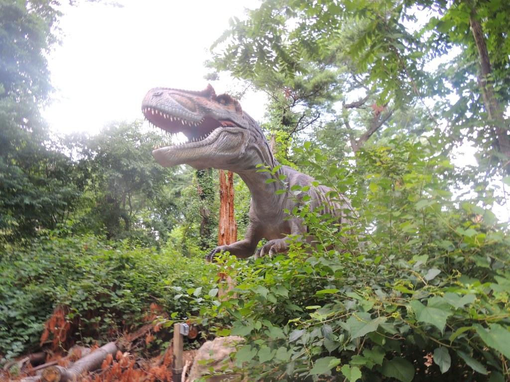 Dinosaurs Live Dorney Park 4
