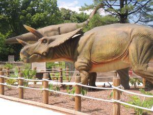 Dinosaurs Live Dorney Park