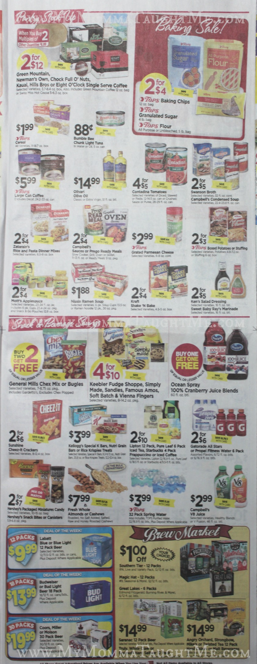 Tops Markets Ad Scan Week Of 2 26 17 To 3 4 17 Page 5