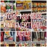 Tops Markets Unadvertised Deals Week 2 26 17