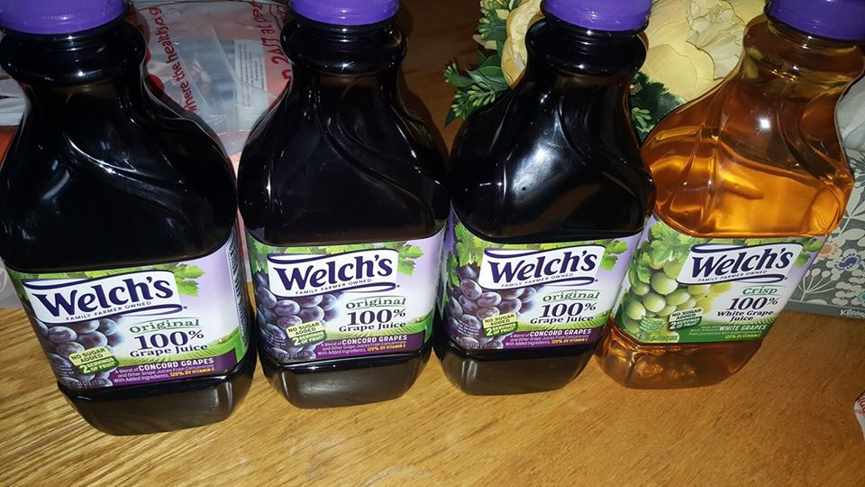 Welch's Juice 2 For $4 Used $1 Off1 Coupons Made Them $2 For 2 At Walgreens