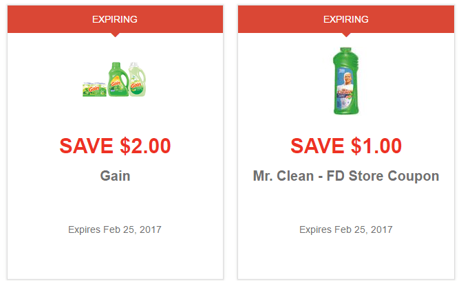 Family Dollar Smart Coupons Examples