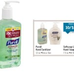 Free Purell Hand Sanitizer At Price Chopper