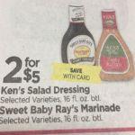 Kens Salad Dressing Deal At Tops