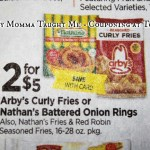 Arby's And Nathan's Fries Sale At Tops Markets