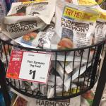 Free Pure Harmony Grain Free Dry Dog Food Free At Tops With E Coupon