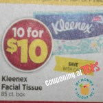 Kleenex Sale At Tops Markets