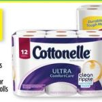 Cottonelle Sale At Dollar General