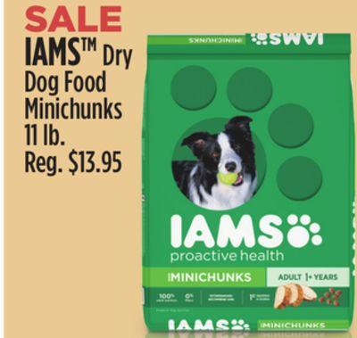 Iams Dog Food Dollar General Deal