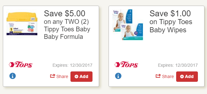 Tops Store E Coupons
