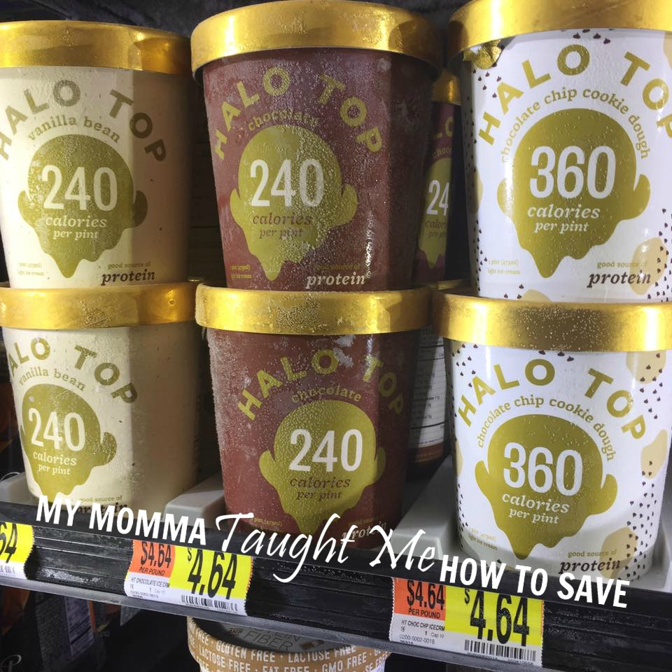 Halo Top Ice Cream Offer At Walmart