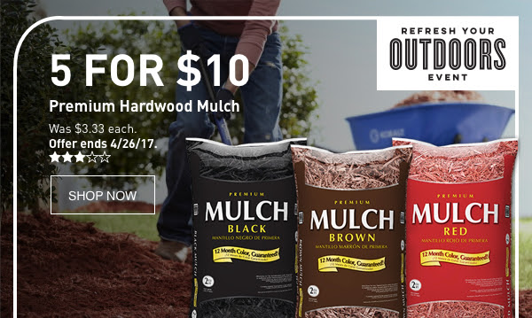 Mulch $2 00 At Lowes