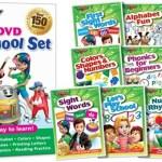 Preschool DVDs Set Of 10