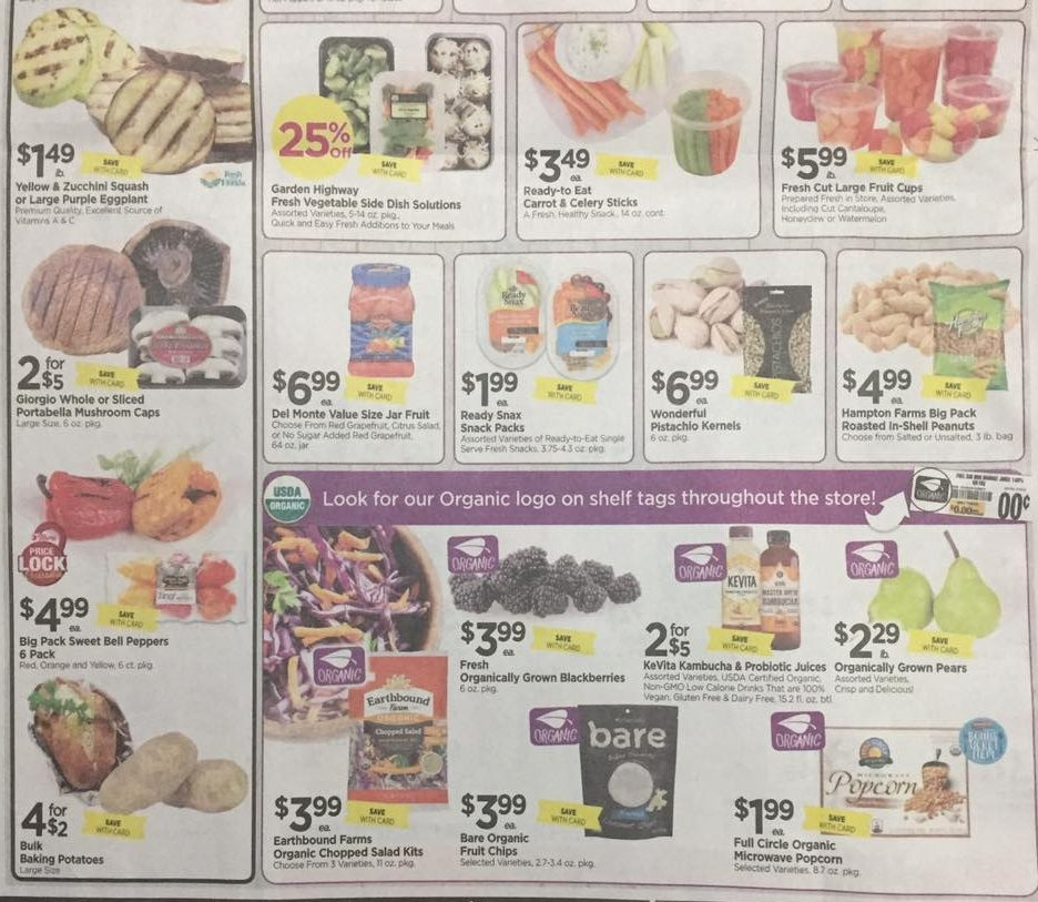 Tops Markets Ad Scan Week Of 4 16 17 To 4 22 17 Page 8b