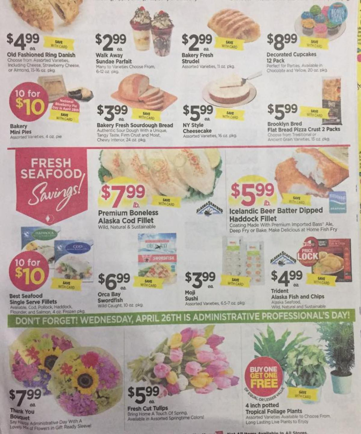Tops Markets Ad Scan Week Of 4 23 17 To 4 29 17 Page 3b