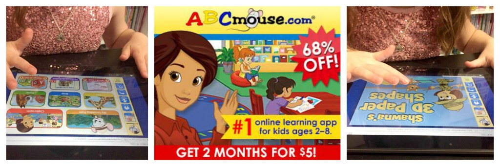 ABCmouse 2-Month Membership Only $5.00