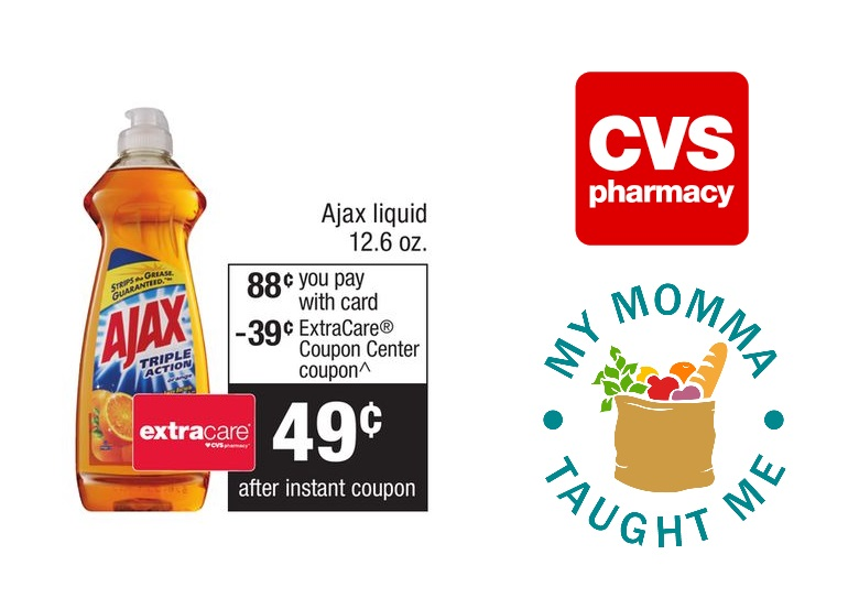 Ajax Deal At Cvs