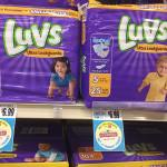 Luvs Diapers Sale At Tops Markets