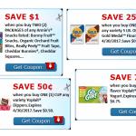 New Savingstar Offers
