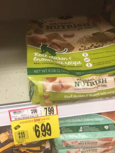 Rachel Ray Nutrish Deal At Wegmans