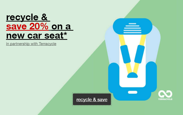 Recycle Old Car Seats At Target