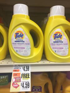 Tide Simply Detergent Bogo At Tops Markets