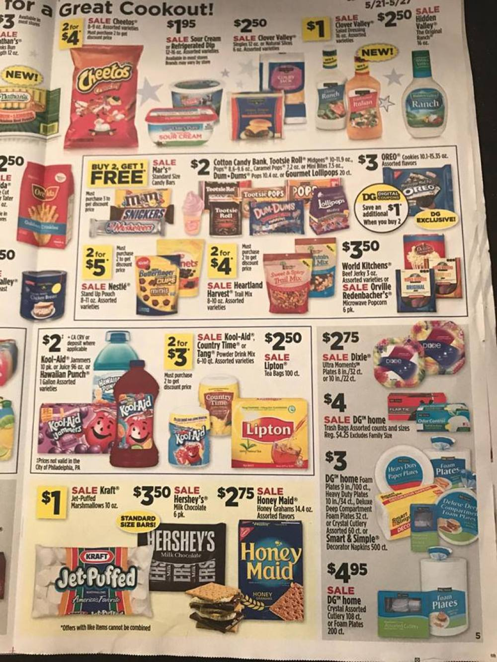 Dollar General Ad Week Of 5 21 Page 5