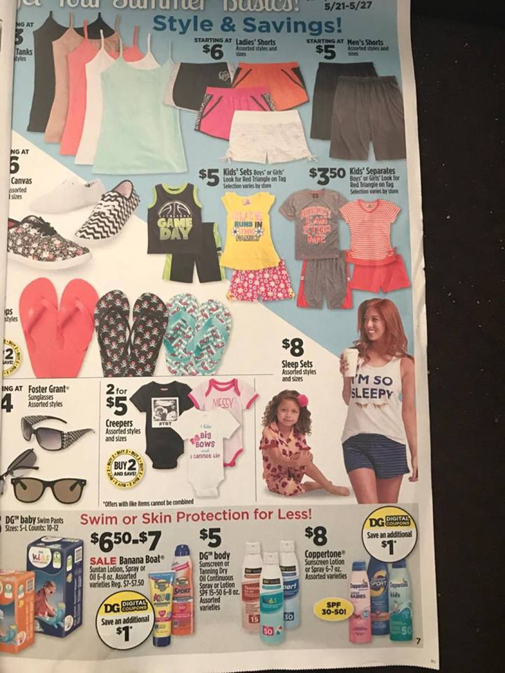 Dollar General Ad Week Of 5 21 Page 7