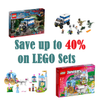 Save Up To 40% On Lego Sets