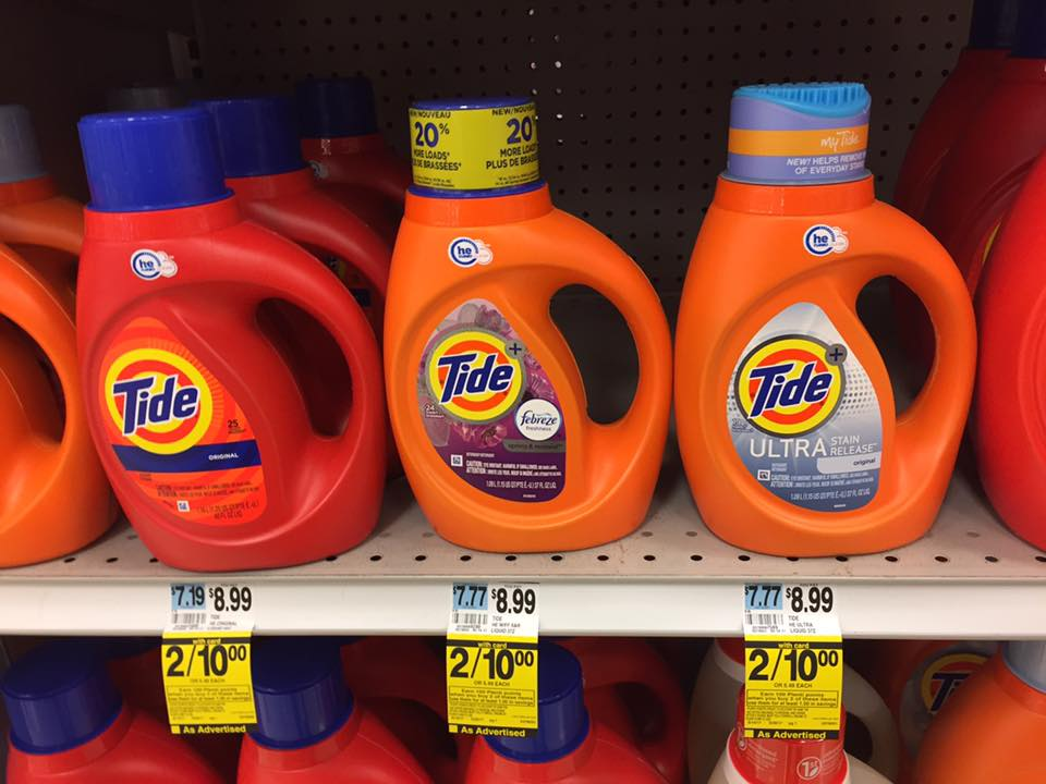 Tide Deal At Rite Aid